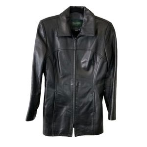 Danier Leather Tailored Jacket